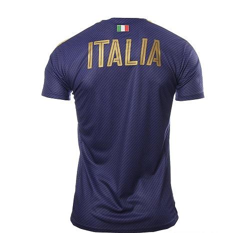 Italie 2017 dos du maillot foot entrainement