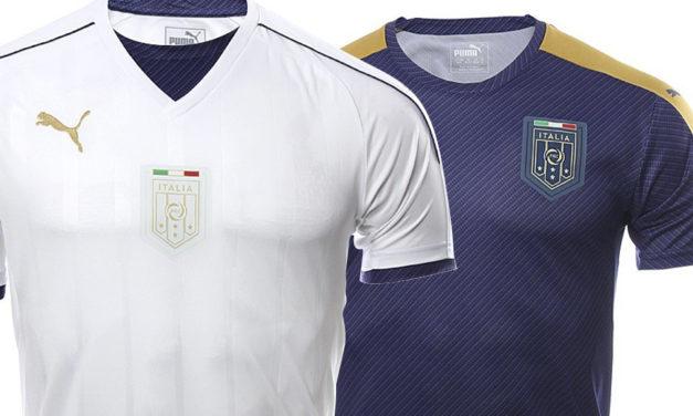 Nouveau maillot extérieur Italie 2017