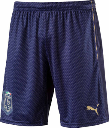 Italie 2017 short de foot exterieur qualifications