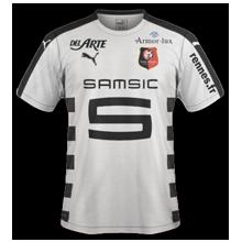 Rennes 2017 maillot extérieur football