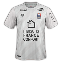 SM Caen maillot third 2016 2017