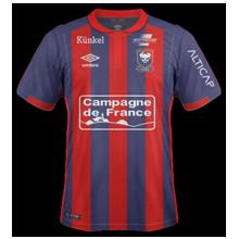 SM Cane 2017 maillot domicile 2016 2017
