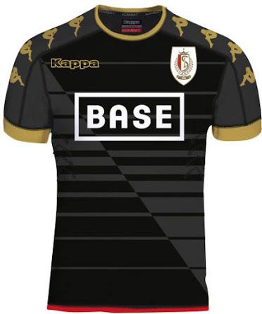 Standard de Liège 2017 maillot exterieur football Kappa