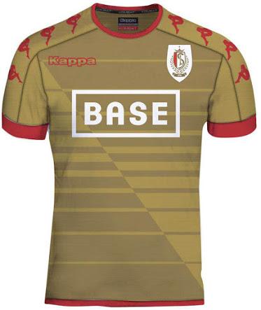Standard de Liège 2017 maillot third 2016 2017