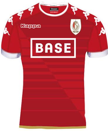 Standard de Liège 2017 nouveau maillot domicile foot