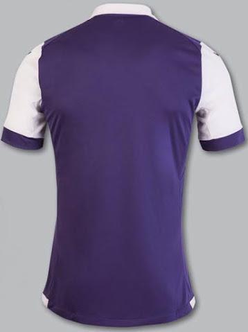 Toulouse 2017 dos maillot de foot domicile TFC