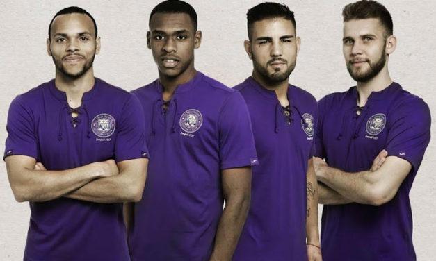 TFC les nouveaux maillots de foot de Toulouse 2017