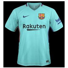FC Barcelone 2018 maillot exterieur 2017 2018