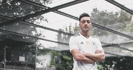 Allemagne 2017 nouveau maillot coupe confédération
