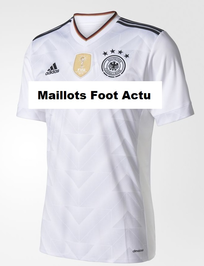Allemagne 2017 maillot football coupe confédération