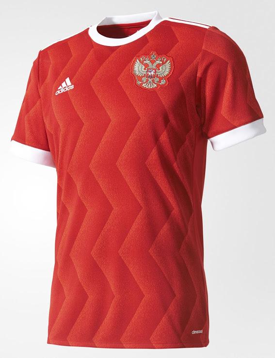 Russie 2017 maillot foot domicile coupe des confédérations