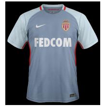 Monaco 2018 maillot de foot exterieur