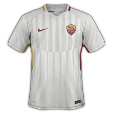 AS Roma 2018 maillot de foot exterieur Nike