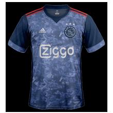 Ajax 2017 2018 maillot exterieur foot
