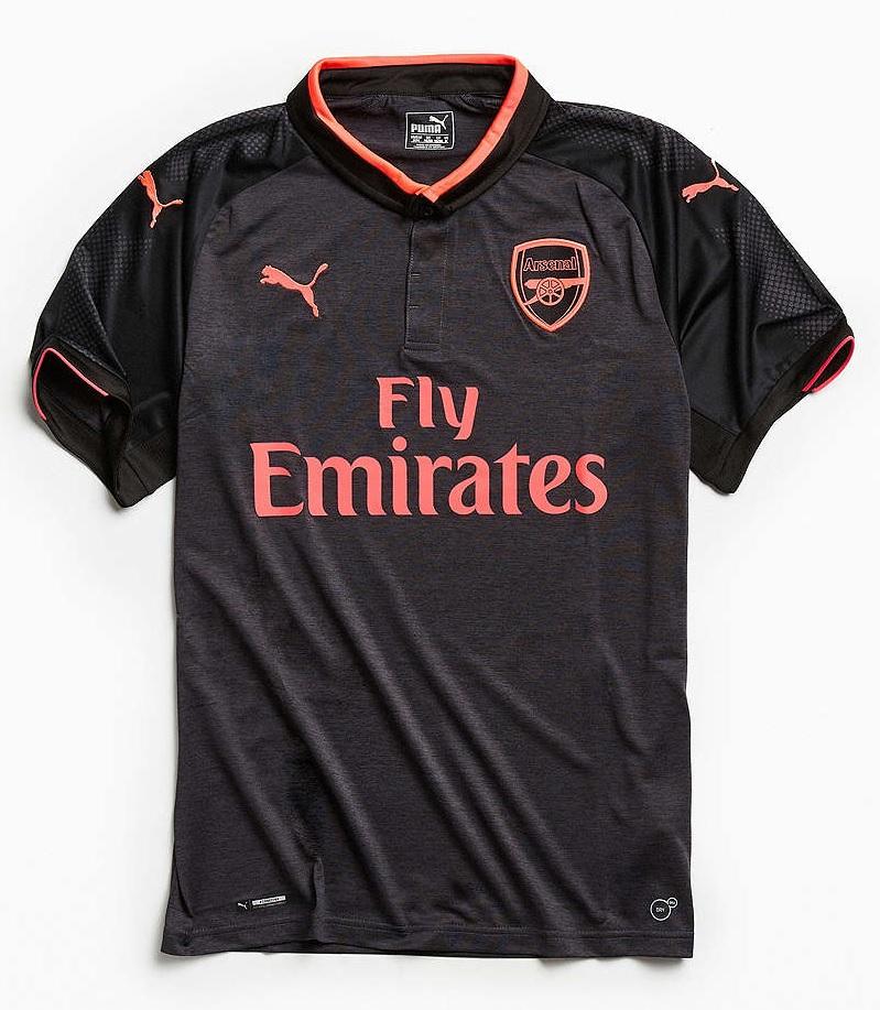 Arsenal 2018 maillot third Puma
