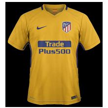 Atletico Madrid 2018 maillot de foot exterieur 17 18