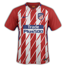 Atletico Madrid 2018 maillot de foot domicile 17 18
