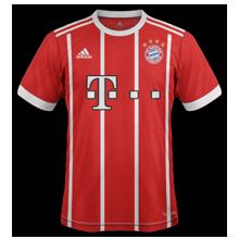 Bayern Munich 2018 maillot de foot domicile 17 18