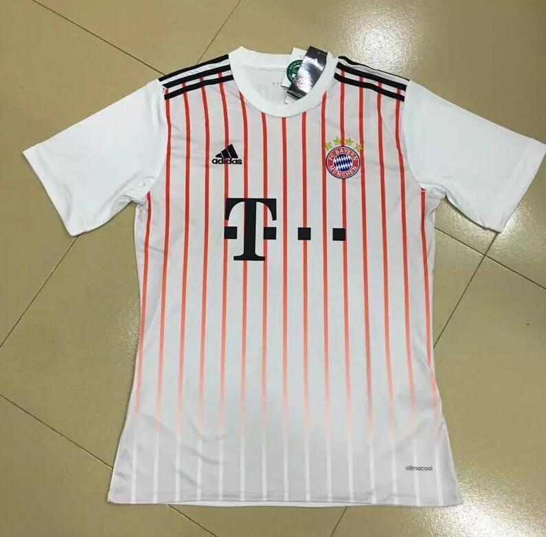 Bayern Munich 2018 maillot third 17 18 Adidas