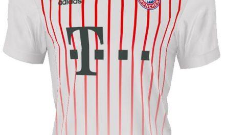 Infos sur les maillots de foot Bayern Munich 2018