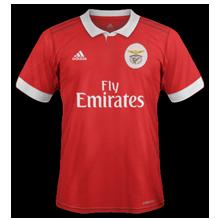 Benfica 2018 maillto de foot domicile Adidas