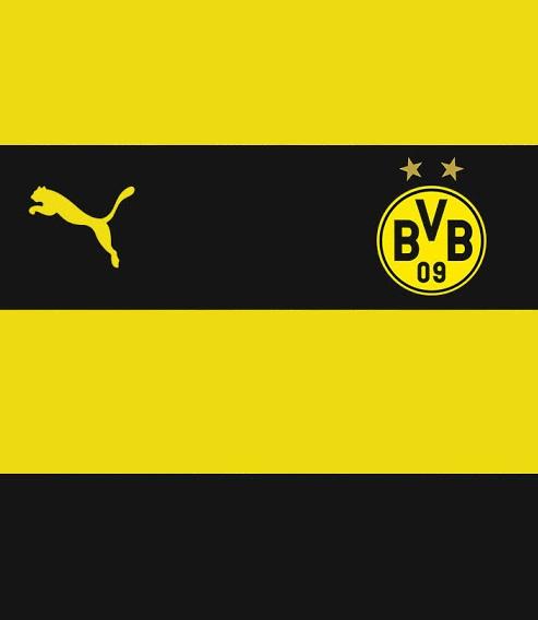 Borussia Dortmund 2018 couleurs possible maillot domicile