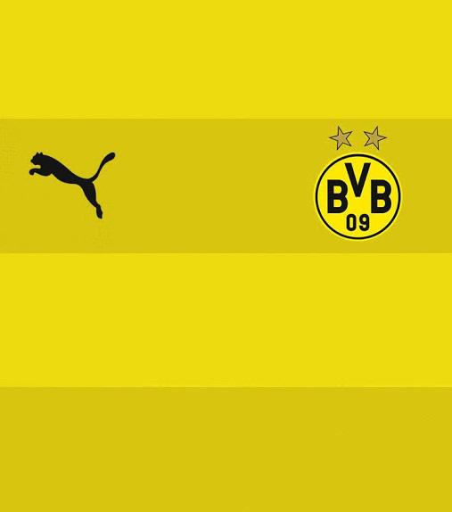 Borussia Dortmund 2018 les couleurs possible maillot domicile
