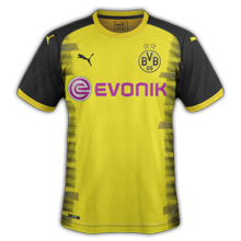 Borussia Dortmund 4eme maillot ligue des champions