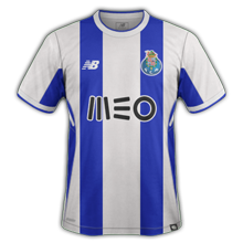 FC Porto 2018 maillot football domicile 2017 2018