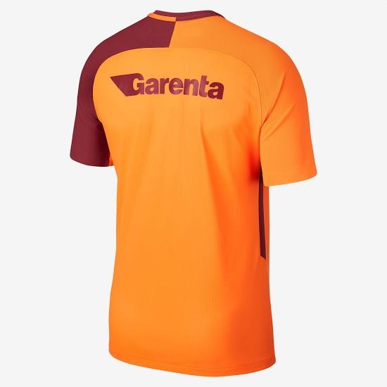 Galatasaray 2018 dos maillot domicile Nike