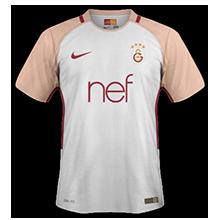 Galatasaray 2018 maillot exterieur Nike 17 18
