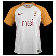 Galatasaray 2018 maillot exterieur football 17 18