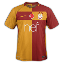 Galatasaray 2018 maillot foot domicile 2017 2018