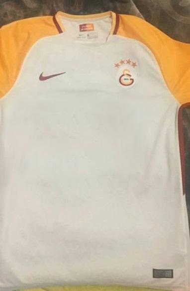 Galatasaray 2018 maillot foot extérieur 17 18