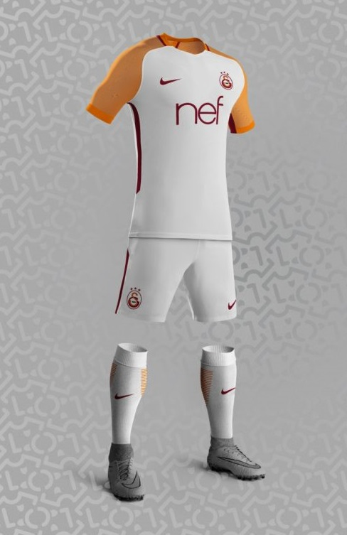 Galatasaray 2018 possible maillot extérieur Nike