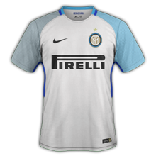 Inter Milan 2018 maillot football 17 18 exterieur