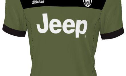 Fuite des maillots de foot de la Juventus 2018