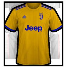 Juventus 2018 maillot exterieur foot Adidas