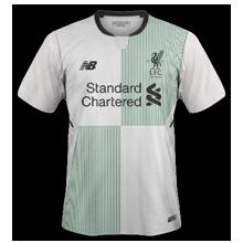 Liverpool 2018 maillot extérieur football NB