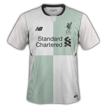 Maillot THIRD Liverpool 2018