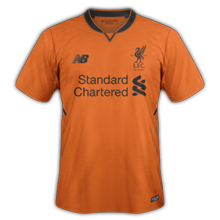 Liverpool 2018 troisieme maillot third foot 17 18