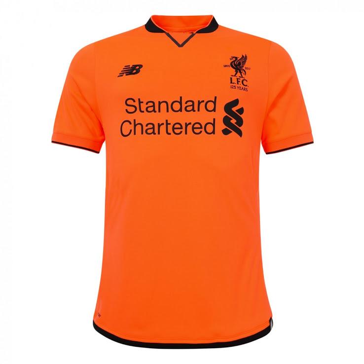Maillot Extérieur Liverpool de foot