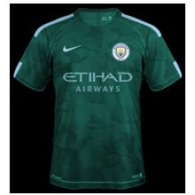 Manchester City 2018 troisieme maillot third Nike 17 18