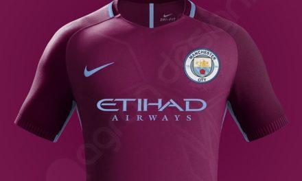 Infos sur les nouveaux maillots Manchester City 2018