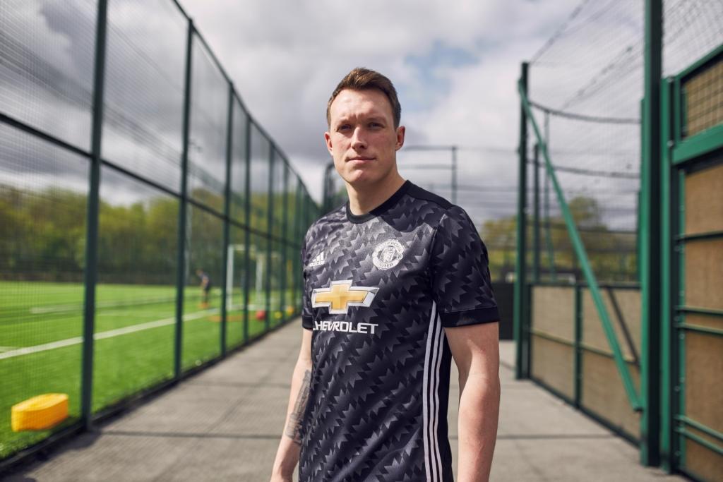 Manchester United 2018 maillot de foot exterieur Adidas