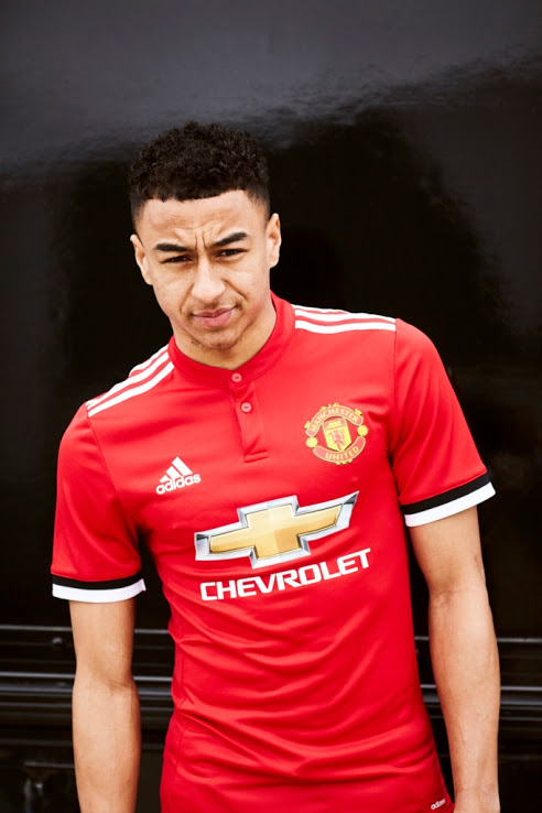 Manchester United 2018 maillot de football Adidas