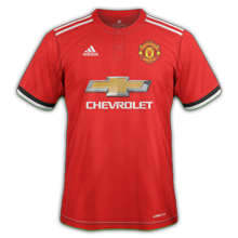 Manchester United 2018 maillot domicile foot