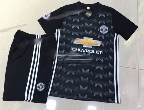 Manchester United 2018 possible maillot exterieur