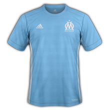 Marseille 2018 maillot foot extérieur 2017 2018