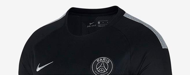 Maillot THIRD PSG noir